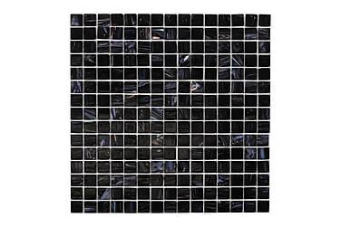 Glasmosaik Dark Heaven Gold 32,7X32,7