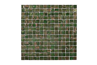 Glasmosaik Grass 32,7X32,7