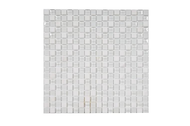 Kristallmosaik Snow Grouse 30X30 - Fliser & klinker - Mosaik - Krystalmosaik