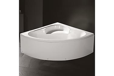 Steven Hjørnebadekar i akryl - 150x150 cm