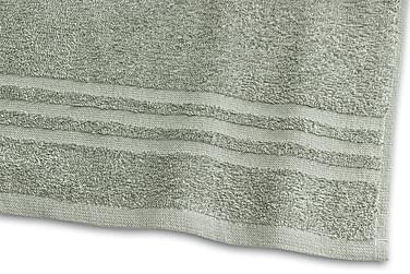 Basic Frotté 30x50 cm Grøn