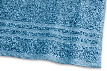 Basic Frotté 30x50 cm Middelblå