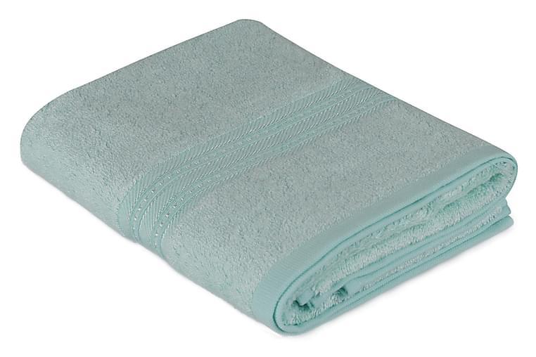 Hobby Håndklæde 50x90 cm - Grøn - Boligtilbehør - Tekstiler - Badeværelsestekstiler