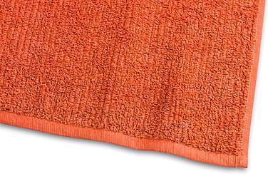Stripe Frotté 30x50 cm Orange
