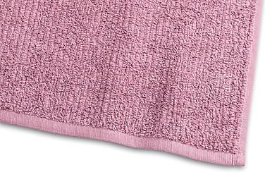 Stripe Frotté 30x50 cm Rosa