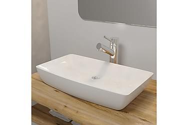 Sink Mälaren 71X39Cm Hvid