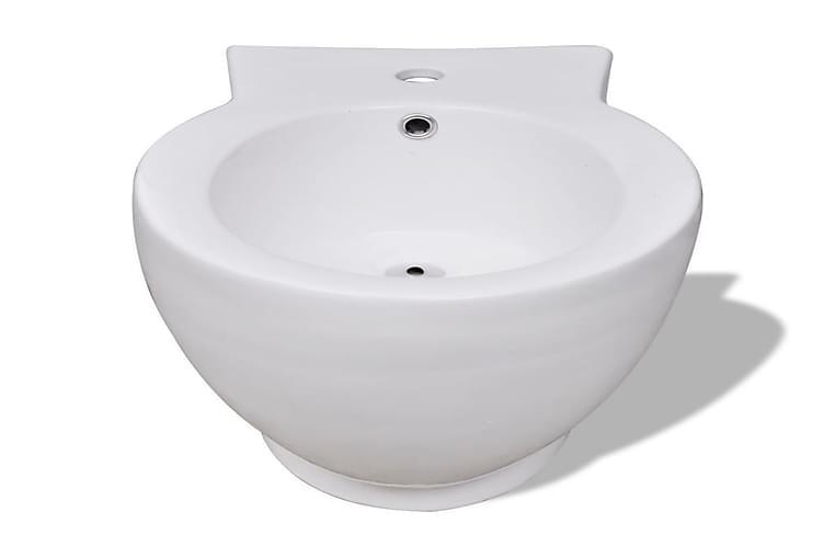 bidet stående keramik hvid - Hvid - Badeværelse - Toiletter - Bideter