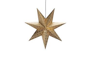 TOSTARED Stjerne 45cm Guld Pap