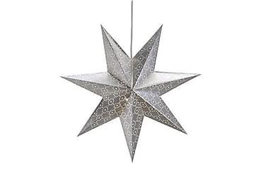 TOSTARED Stjerne 45cm Sølv Pap