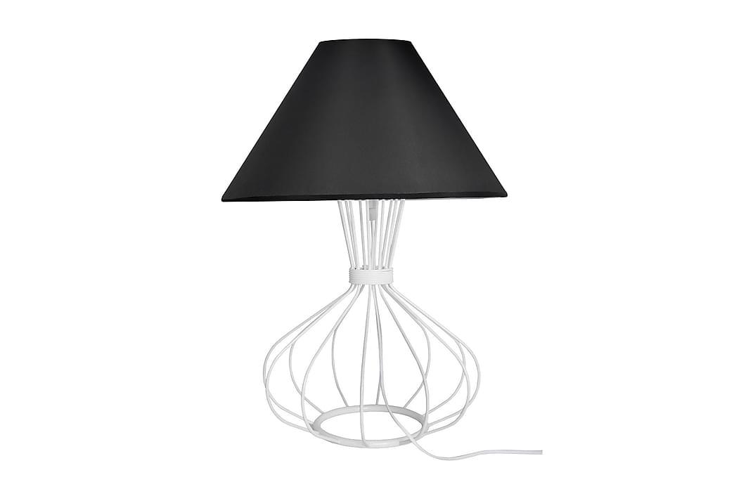 Luin Bordlampe - Sort/Hvid - Belysning - Lamper - Bordlampe