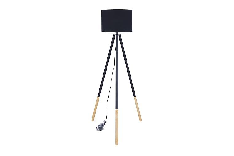 Dorking Gulvlampe - Træ/Natur - Belysning - Lamper - Gulvlampe & standerlampe