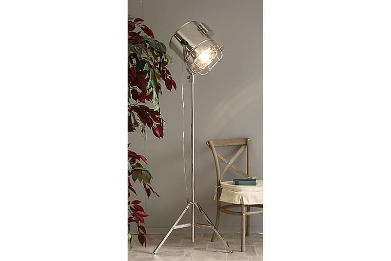 Hardy gulvlampe 1 lys krom - AG Home & Light - Belysning - Lamper - Gulvlampe & standerlampe