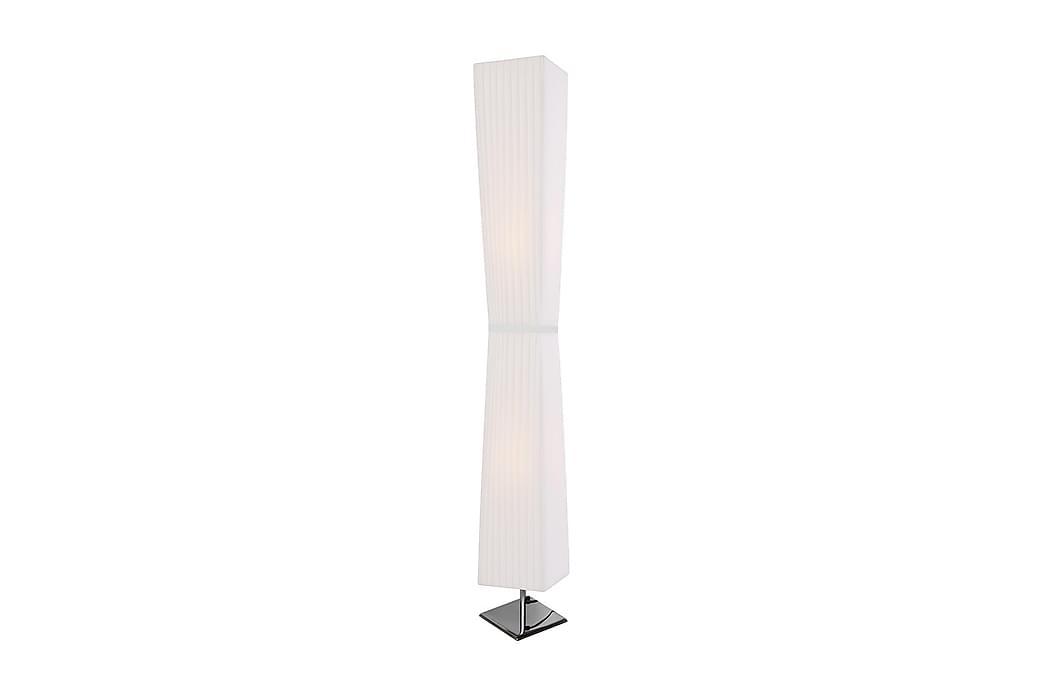 Jakerah Gulvlampe - Hvid - Belysning - Lamper - Gulvlampe & standerlampe