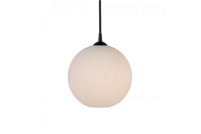 Capo vedhæng D300 sv.str./ opalglas E27 60W - Belysning - Lamper - Loftlampe