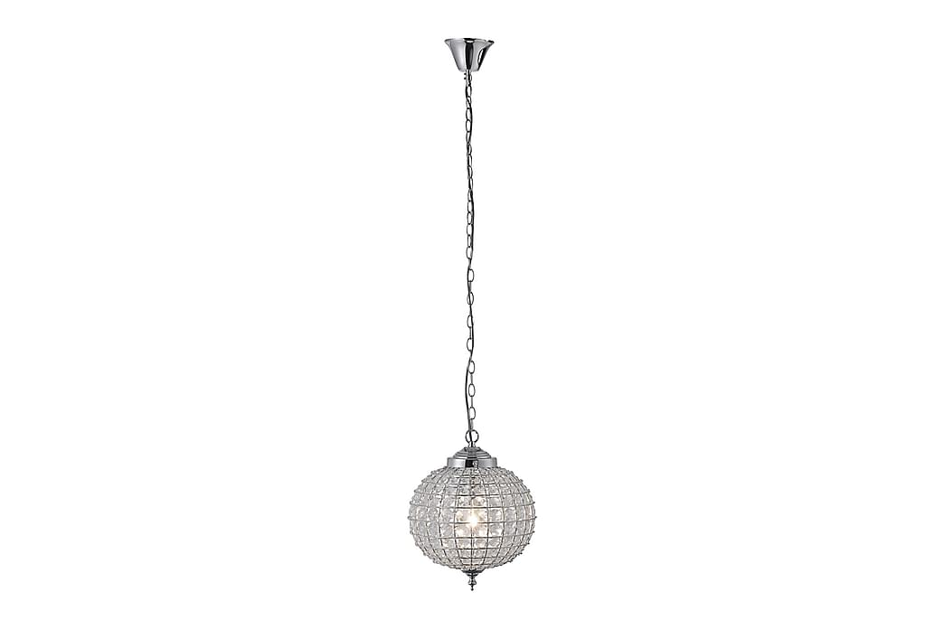 Jutta Pendellampe Glas - Lysegrå - Belysning - Lamper - Loftlampe