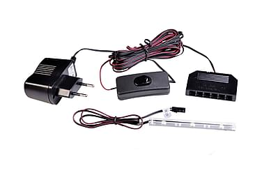 Lamborn LED-belysning för Hyllplan