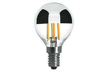 Malmbergs Elektriske Klot/Topp LED-Lampe 1,8W E14 2700K Fila