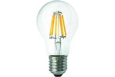 Malmbergs Elektriske Normal LED-Lampe 3,6W E27 2700K Filamen