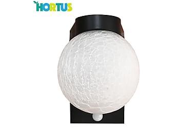 NSH Hortus Solcellelampe Kopul med sensor