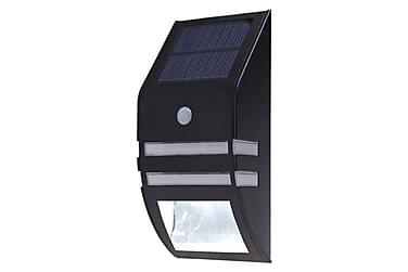 NSH Hortus solcellelampe med sensor 1 LED / 1 SMD