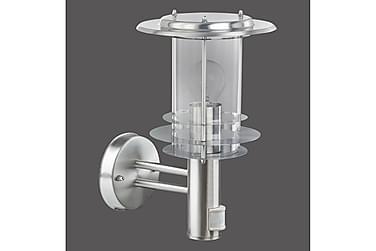 Mirco Utomhus Væglampe Bevægelsesdetektor