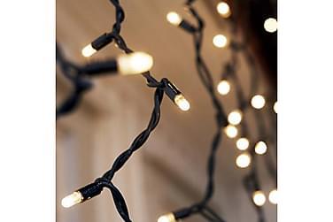 Markslöjd Chrissline Lyskæde Istap LED 2x0,6 m 100L Ekstra