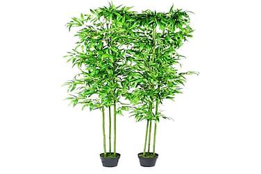 Bambusplante Kunstig Sæt Af 6 Stk.