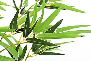 Kunstig Bambusplante Med Krukke 175 Cm Grøn
