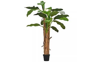 Kunstig Bananplante Med Krukke 250 Cm Grøn