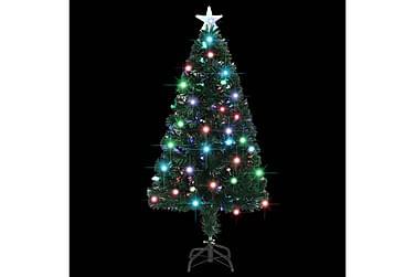 Kunstigt Juletræ Med Fod/Led 120 Cm 135 Grene