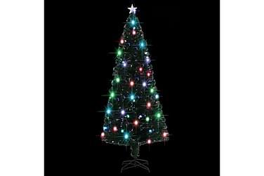 Kunstigt Juletræ Med Fod/Led 210 Cm 280 Grene