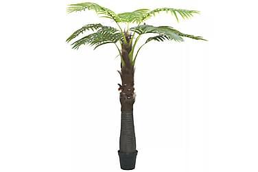 Kunstigt Palmetræ Med Krukke 240 Cm Grøn