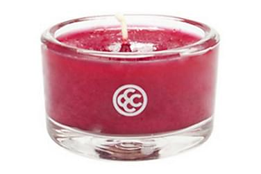 Duftlys Glas Tealight Cranberry Spice