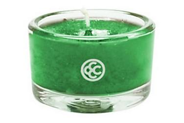 DuftLys Glas Tealight Frankincense & Fir