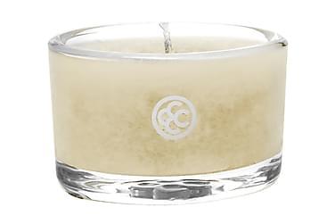 Duftlys Glas Tealight Simply Vanilla