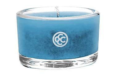 Duftlys Glas Tealight Topaz Waters