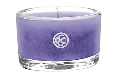 Duftlys Glas Tealight Wild Iris