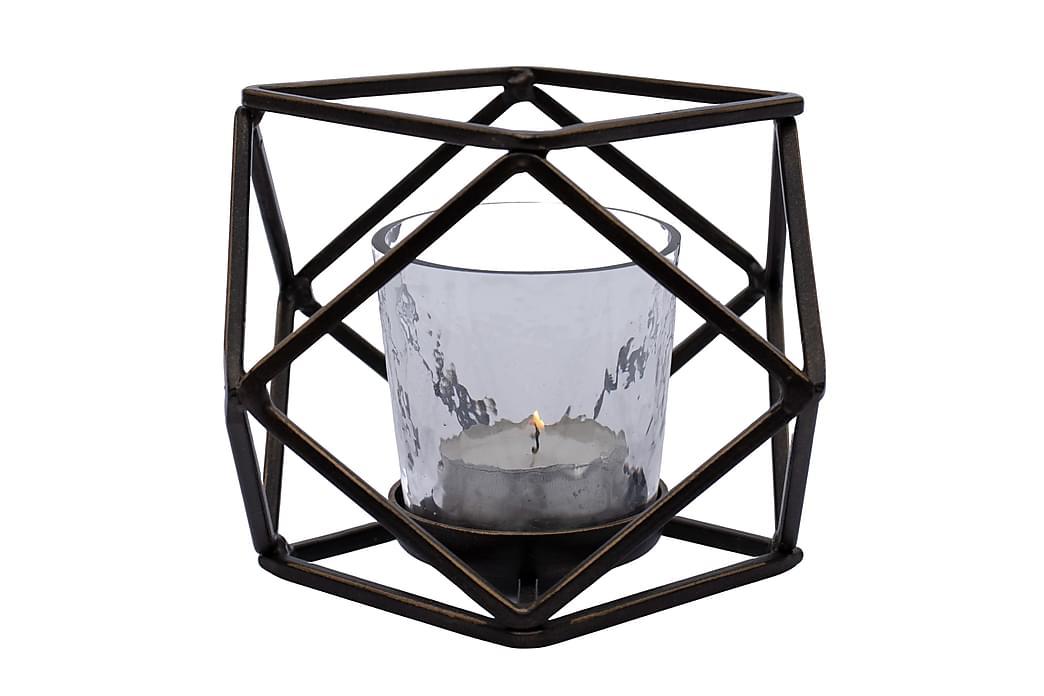 Lysestage 10 cm Bronze - AG Home - Boligtilbehør - Dekoration - Lysestager & lygter
