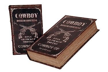 Bogopbevaring Cowboy 2Set