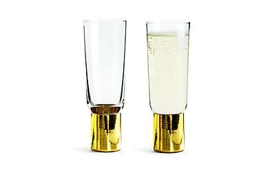 Club champagneglas 2-pak