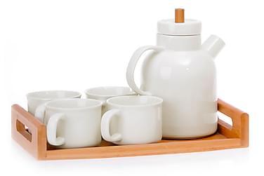 Kosova Tesæt 6 stk porcelæn