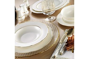 Kütahya middagsservice 53 Stks Porcelæn
