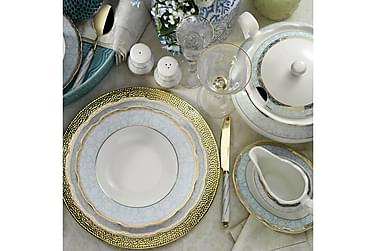 Kütahya middagsservice 62 Stks Porcelæn