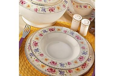 Kütahya middagsservice 84 Stks Porcelæn