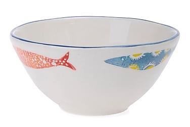 Kosova skål 6-stk 16 cm keramik