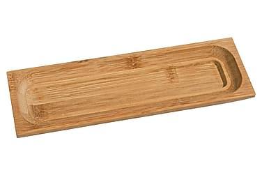 Kosova tallerken 23 cm bambus