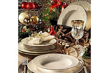 Kütahya middagsservice 24 Stks Porcelæn