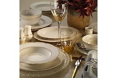 Kütahya middagsservice 30 Stks Porcelæn