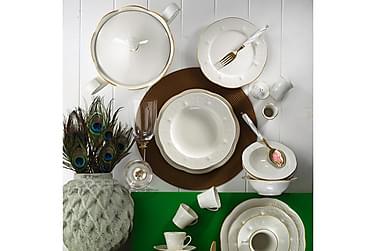 Kütahya middagsservice 83 Stks Porcelæn
