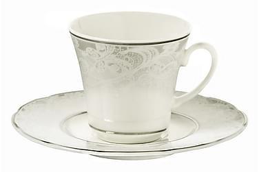 Kütahya Tesæt 12 dele porcelæn